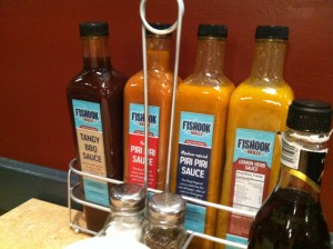 Fishook Grille Sauce