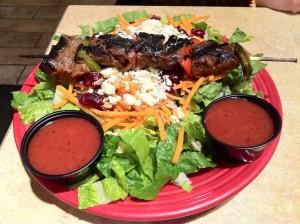 Fishook Grille Salad